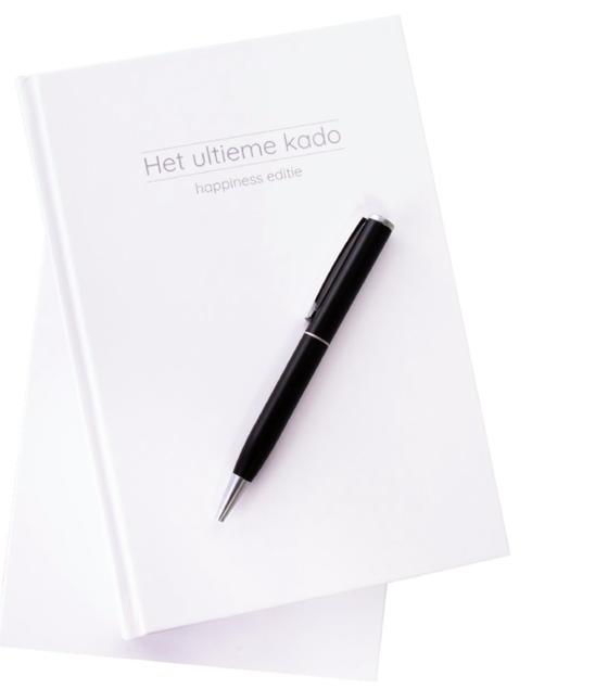 Boek Het Ulieme kado, hét handboek voor gelluk! Met appart hoofdstuk over DoggyDating als gellukstip. https://www.hetultiemekado.nl/